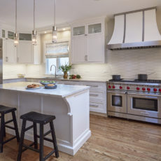 E. D. Enterprises, Inc. - Kitchen 20 - Wilmette, Illinois