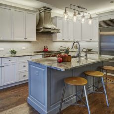 E. D. Enterprises, Inc. - Kitchen 24 - Wilmette, Illinois